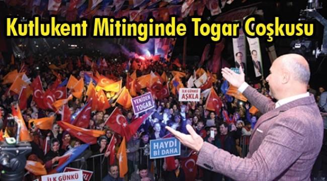 Tekkeköy'de Cumhur İttifakı'na büyük destek