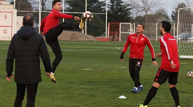 Yılport Samsunspor Bodruma hazır
