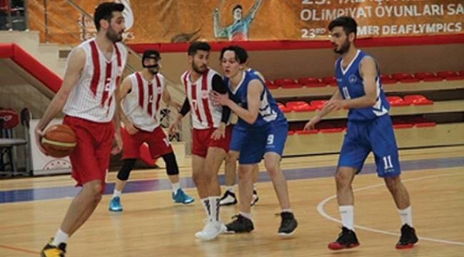 33. Bölgeler Arası Basketbol Turnuvası Bafra'da başladı