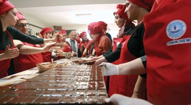 Arlı:  Samsun'un çikolatasıyla ünlü olmasını hedefliyoruz
