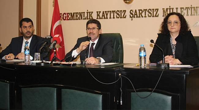Büyükşehir Belediyesi borcunu açıkladı