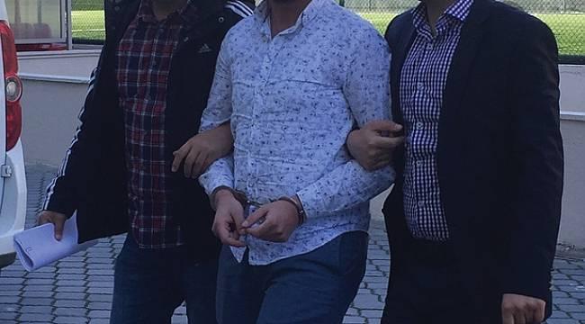 Konya'da cezaevinden firar eden hükümlüSamsun'da yakalandı