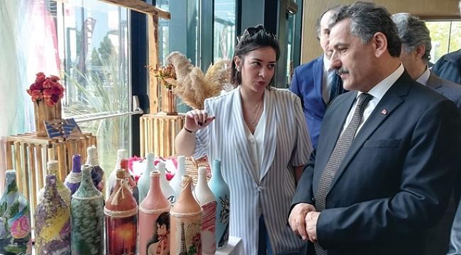 Samsun'da 'Sanat Festivali' başladı