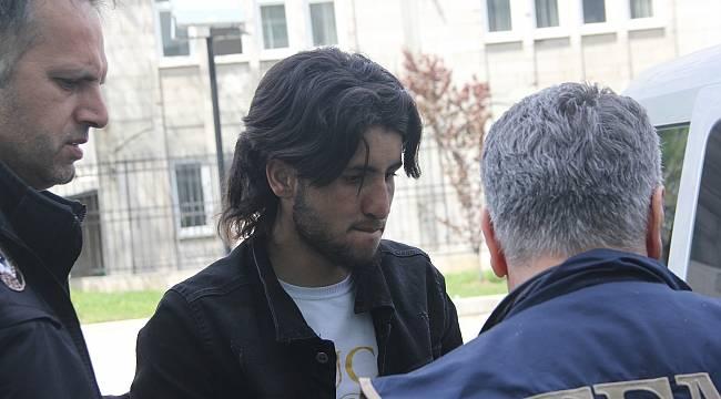 Samsun'da yakalanan terörist tutuklandı