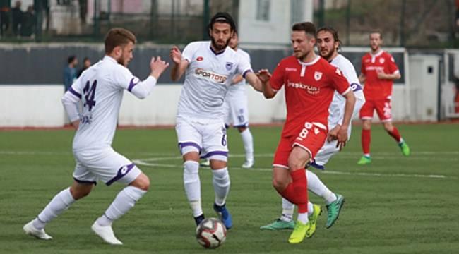 Samsunspor 90+4'te yıkıldı