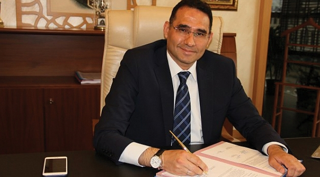 SASKİ Genel Müdürü Fatih Yıldız görevine başladı