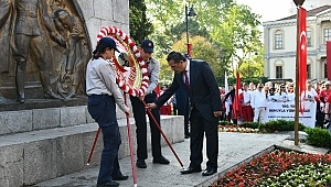 19 Mayıs törenleri başladı