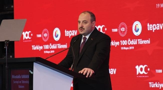 Bakan Varank, Samsun'da gençlere müjdeledi