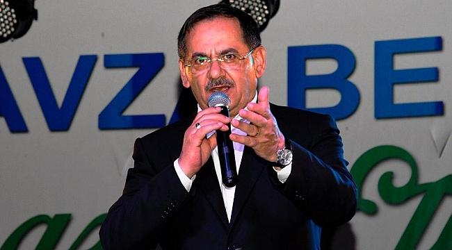 Başkan Mustafa Demir: Kuzey Anadolu'nun sanayi üssü olacağız