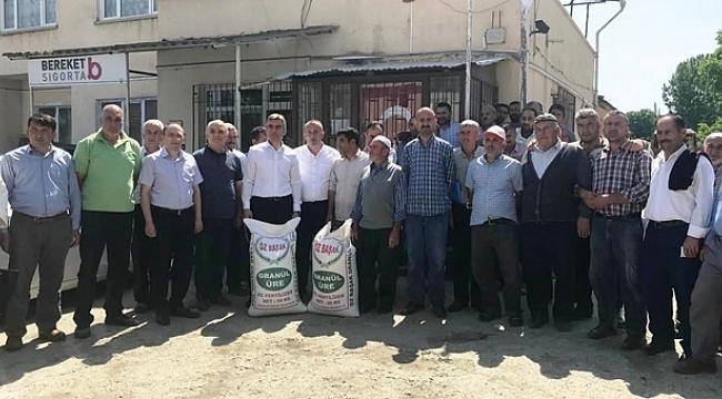 Erdoğan talimatıyla kenevir üretimine destek sürüyor