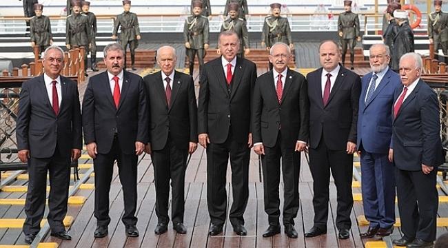 Karaaslan: 100. yılda Türkiye'nin kalbi Samsun'da attı