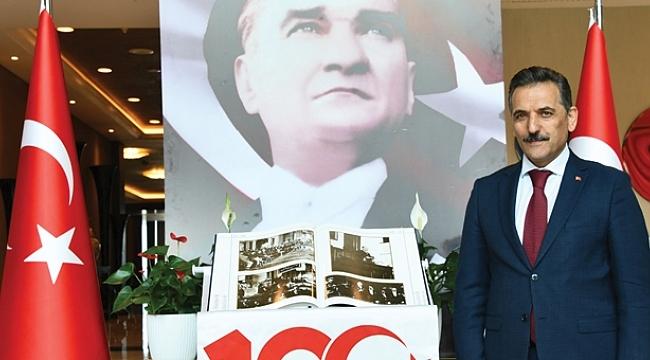Kaymak'tan Erdoğan'a teşekkür