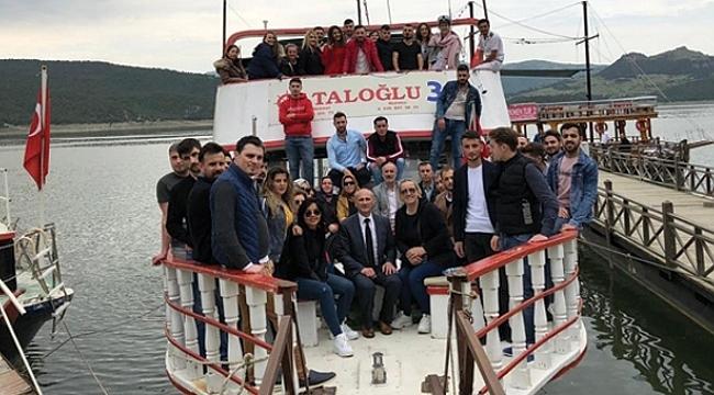 Öğrenciler Vezirköprü'yü gezdi
