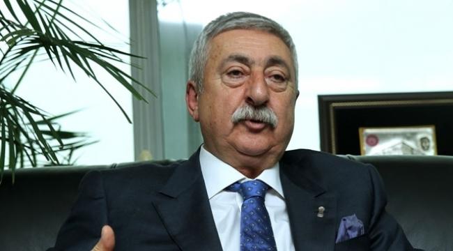 PALANDÖKEN, 'ESNAF VE SANATKARA ÖZEL CANSUYU KREDİSİ ŞART'