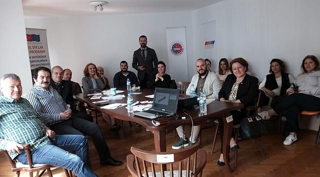 Samsun'da sivil toplum temsilcilerine turizm bilgilendirilmesi