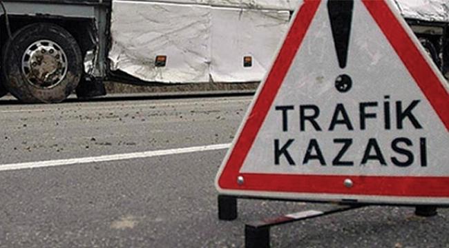 Samsun'da trafik kazalarında 136 kişi öldü