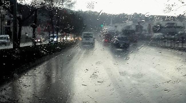 Samsun'da yağış devam edecek
