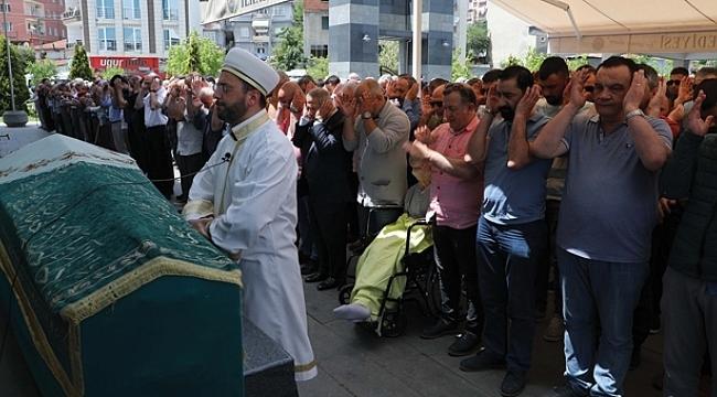 Samsunspor Basın Medya Direktörü Sandıkçı'nın acı günü
