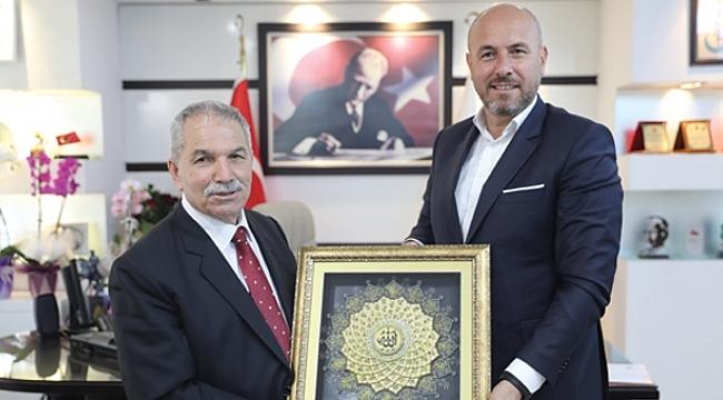 Togar'dan Demirtaş'a ziyaret
