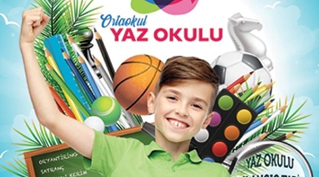 TÜGVA'da yaz okulu heyecanı