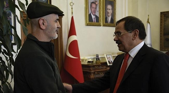 Başkan Demir'den Babalar Günü mesajı