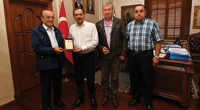 Başkan Mustafa Demir'e  'bağış çağrısı' teşekkürü