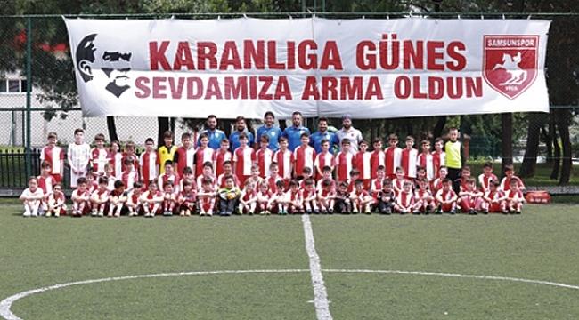Futbol Okulu yaz sezonu 1 Temmuz'da başlıyor