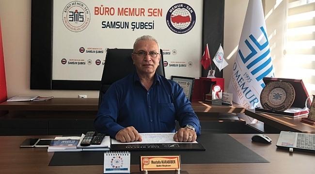 Karabiber: Zabıt katipleri de avukatlık yapsın