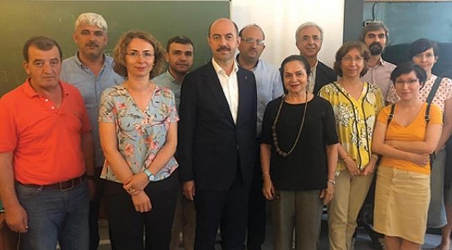 Mimar Sinan Üniversitesi Terme'yi tercih etti