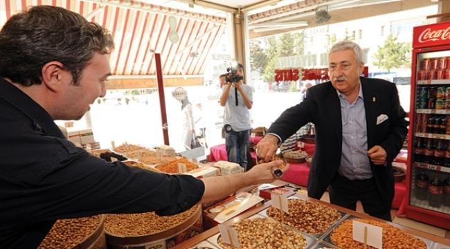 Palandöken Ramazan Bayramı'nı kutladı