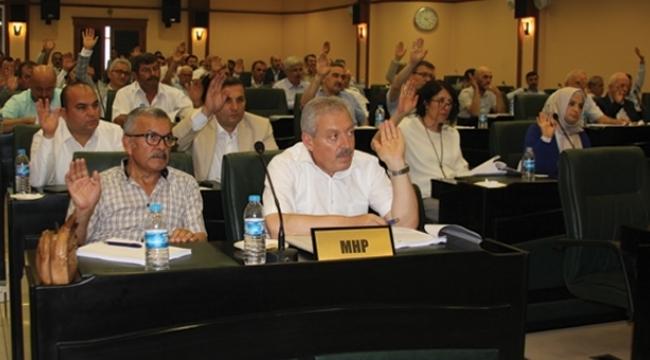 Samsun Büyükşehir Belediye Meclisi toplandı