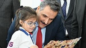 Samsun'da 245 bin öğrenci karne aldı