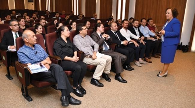 Samsun TSO Genç Girişimcilerden, 'Yeni Nesil Patronlar' paneli