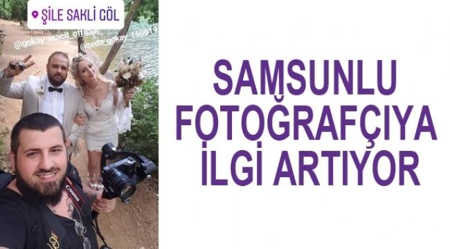 SAMSUNLU FOTOĞRAFÇIYA İLGİ ARTIYOR