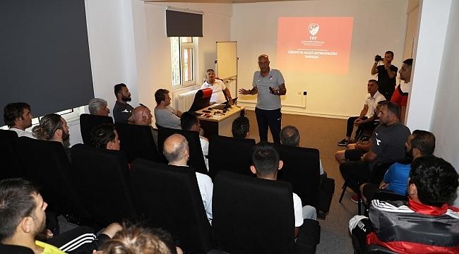 Samsunspor'da kaleci eğitim kampıbaşladı