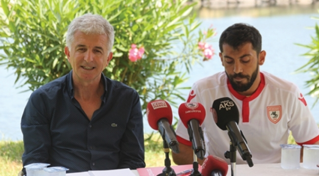 Samsunspor'dan iki oyuncunun gidişi kesinleşti