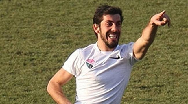 Tecrübeli oyuncu Samsunspor'da