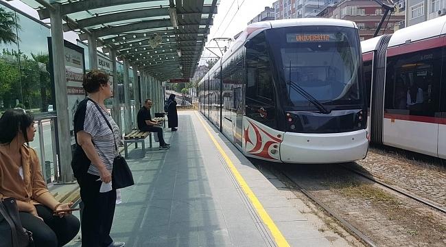 Tramvay ve otobüslerde yeni sefer programları