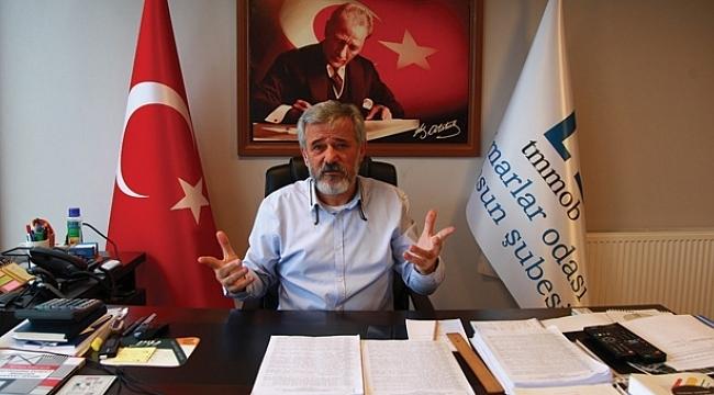Başkan Memişoğlu'ndan sel açıklaması