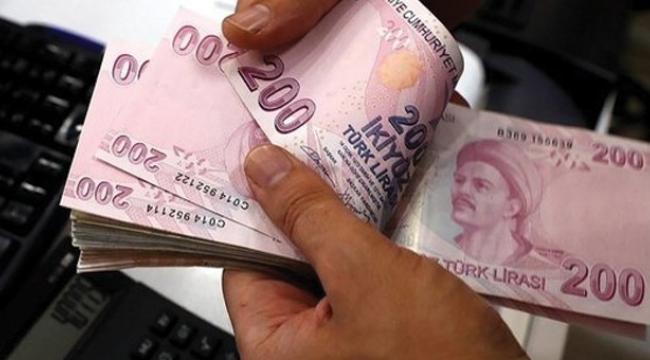 Emeklilerin zamlı maaşları yarın hesapta
