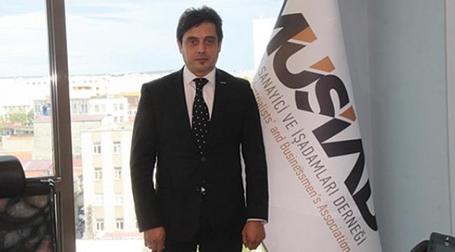 MÜSİAD Başkanı Tan: Faiz oranları hala çok yüksek