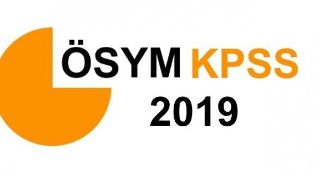 ÖSYM'den KPSS girecek adayları uyardı