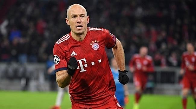 Robben futbolu bıraktı