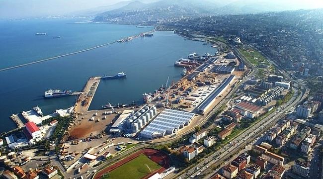 Samsun'un 6 aylık ihracat raporu:  348 milyon dolar