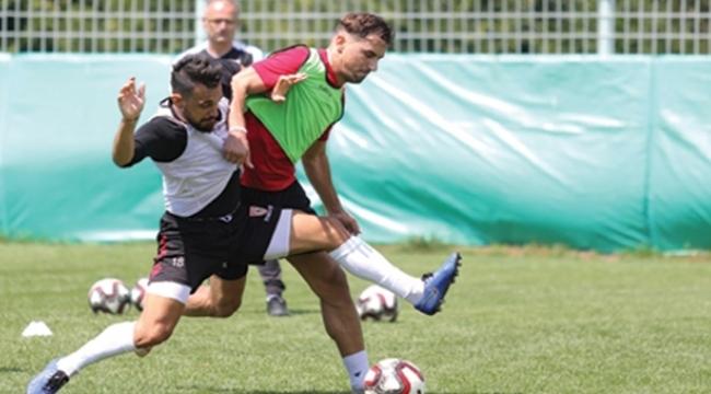 Samsunspor hazırlıklarını Bolu'da sürdürüyor