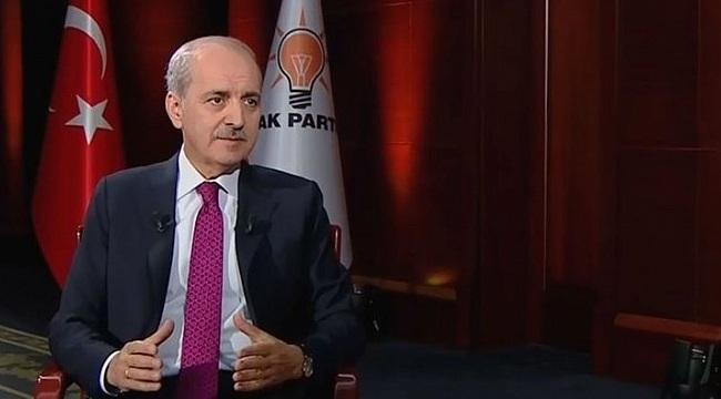 AK Parti Başkanvekili Kurtulmuş seçimin röntgenini çekti