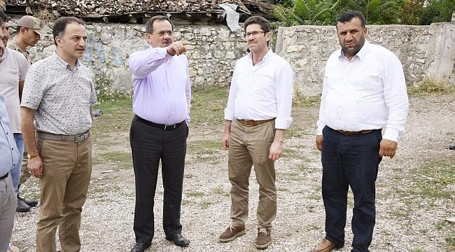 Başkan Demir: Vezirköprü'yü turizm parçası yapacağız