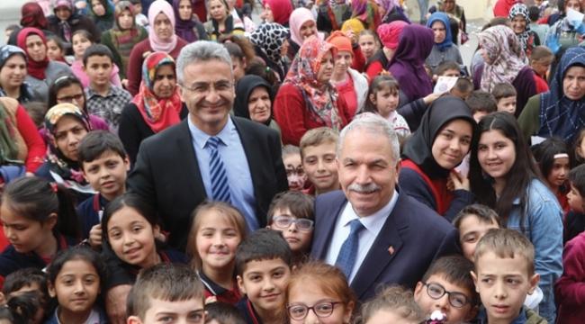 Başkan Demirtaş: Gençlerimizi için çalışıyoruz