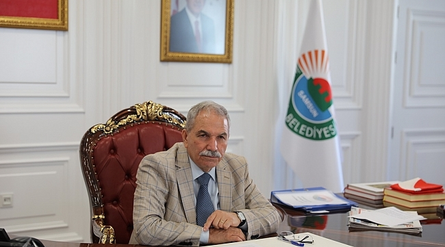 Başkan Demirtaş Terme'ye yardım elini uzattı