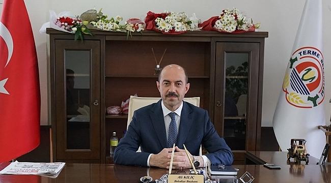 Başkan Kılıç: Bayramlarda yardımlaşma bağları kuvvetleniyor